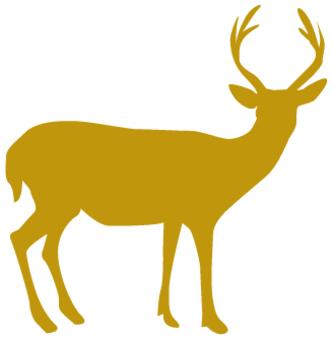 Deer _ Silhouette - 02