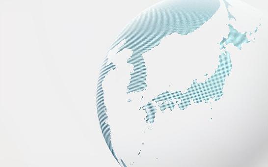 Earth Dot Far East Asia 2