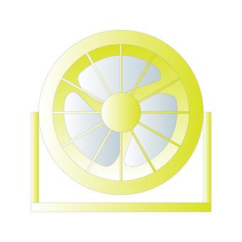 循環器(黃色)