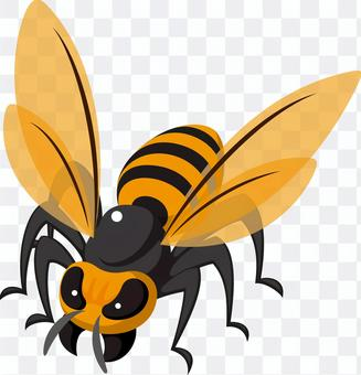 スズメバチ 害虫