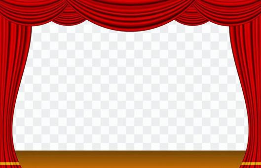 Curtain_opening_with stage
