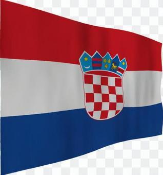 克羅地亞國旗