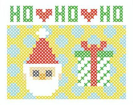 Cross Stitch Christmas 2