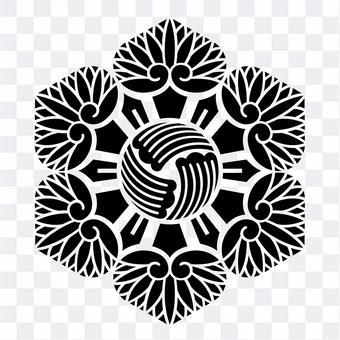家族徽章葵