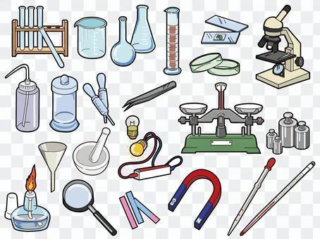 實驗工具集