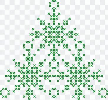 Stitch 3 Christmas tree