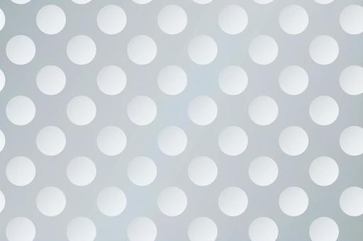 圓點圖案銀