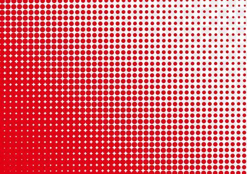 半色調背景對角線紅色