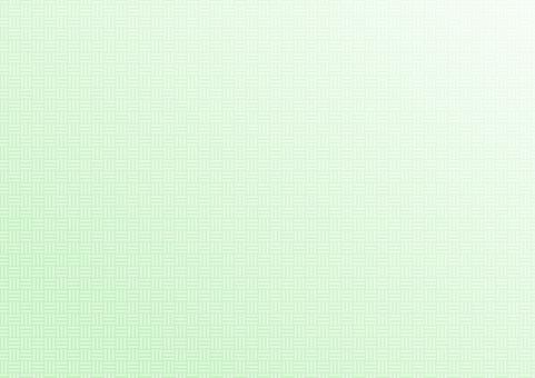 日本圖案背景 2 三倒塌計數桿倒塌綠色