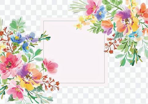 花卉frame1