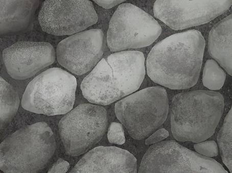 Cobblestone background illustration