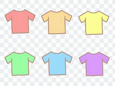 Tシャツ 無地