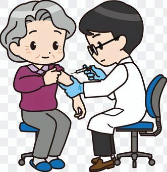 Vaccination_elderly(祖母)