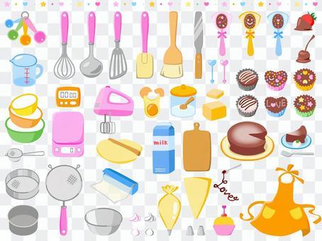 蛋糕製作集