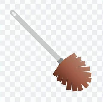 Brush, Brown