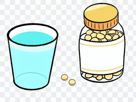 平板電腦補品和補水