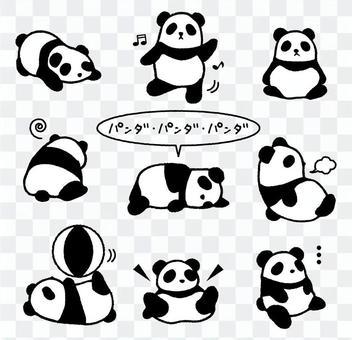 我們的熊貓