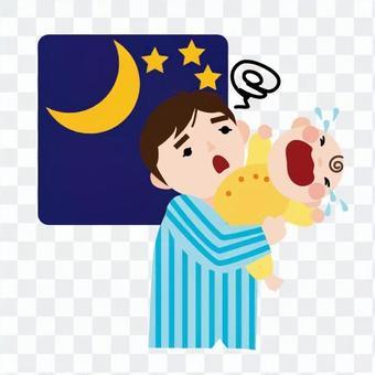 Night crying