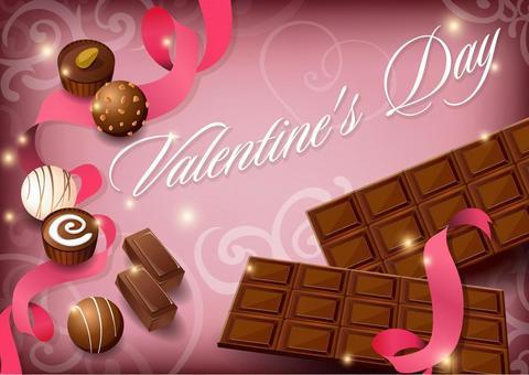 Chocolate Valentine Chocolate 2