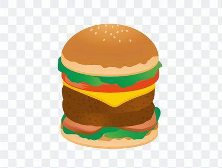 漢堡包02