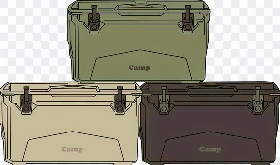 營地007