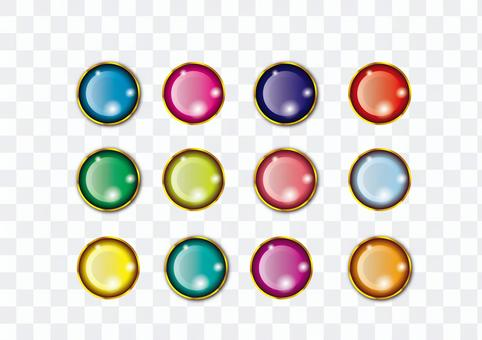 宝石のような玉