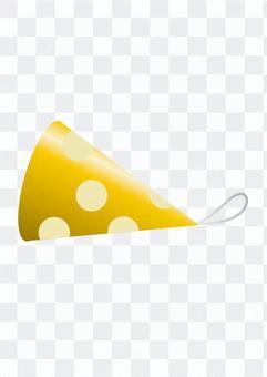 黄色圆点饼干