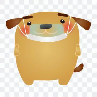 茶狗鼠標盾