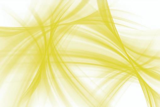 Wave line art yellow background wallpaper