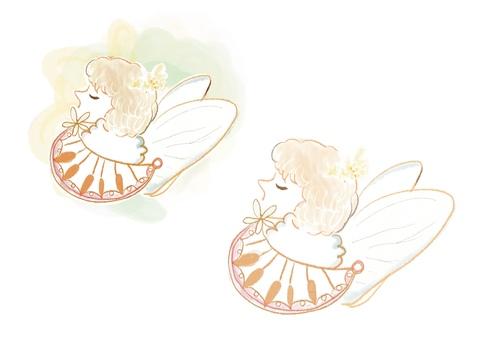 天使_妖精_精神