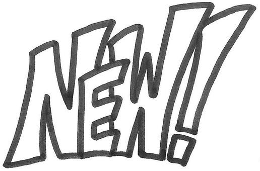 NEW! logo