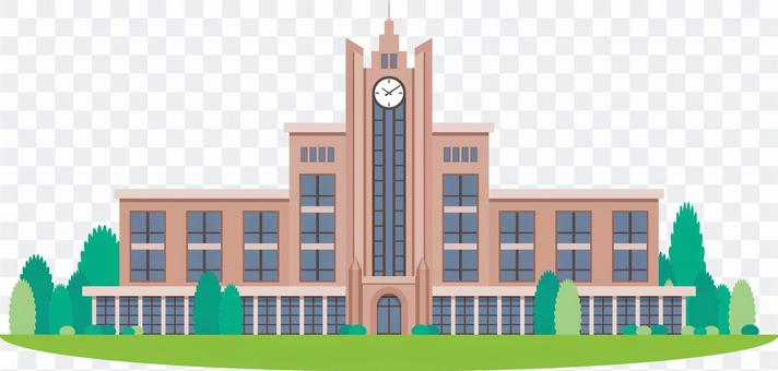 大學校園學校建設