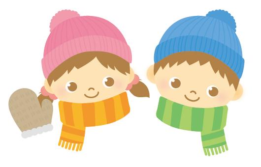 孩子的冬天