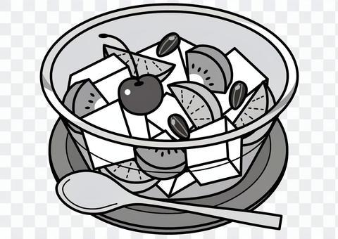 安寧豆腐水果2c