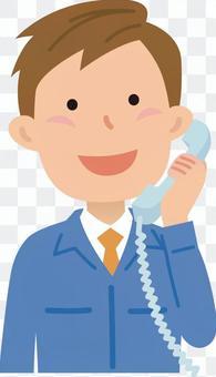 70120.工作服,座機電話1
