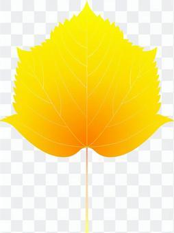 aiオレンジ色のカエデ8・1点