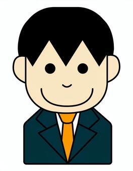員工(男)