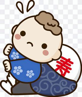 Issho Mochi_男孩