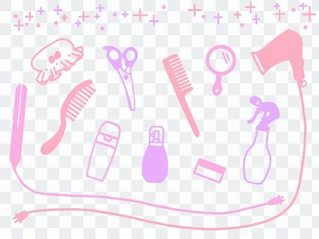 護髮/護髮工具材料