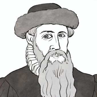 ヨハネス・グーテンベルク