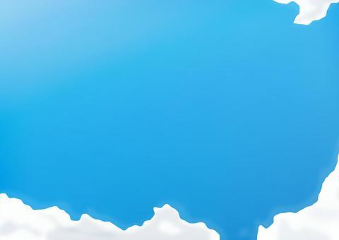 天空和雲彩4