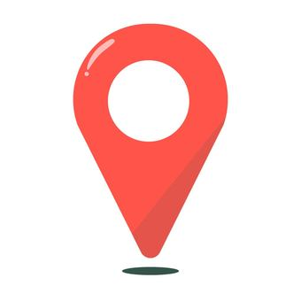 Map pin_red_simple