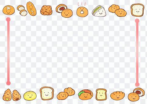 可愛的麵包架1