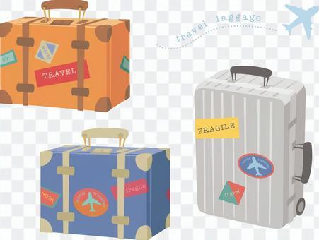 各种旅行箱