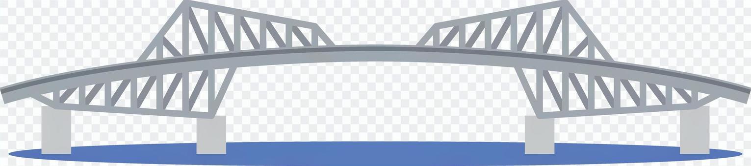 東京門橋大橋東京觀光