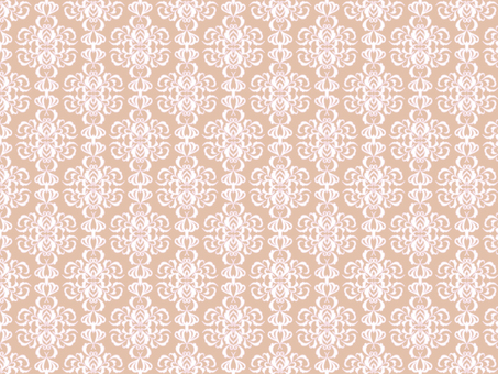 Antique style pattern 70 white_brown