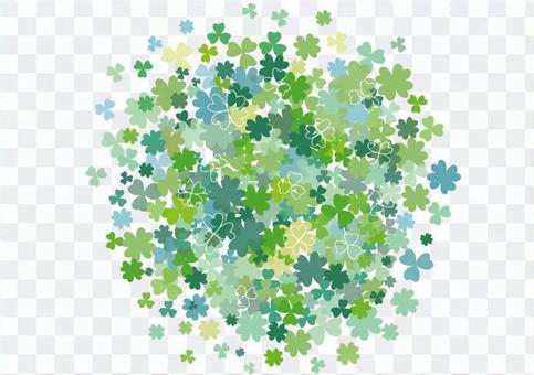 綠色三葉草