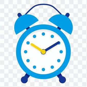 鬧鐘(藍色)