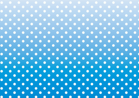 Background-blue gradient polka dots-dots