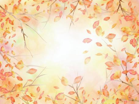 秋色背景ver04